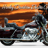 Harley Davidson luxury