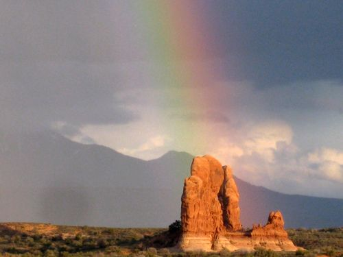 Moab Rainbow 1