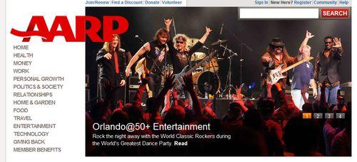 AARP Orlando 50+