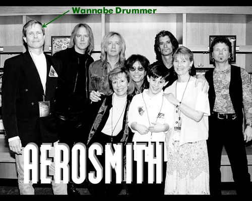 Aerosmith and BG 3