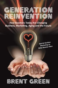 Generation Reinvention - Amazon cover upload
