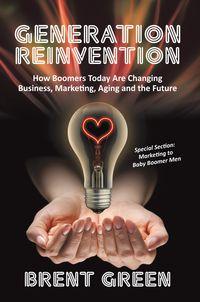 Generation Reinvention - Amazon cover upload