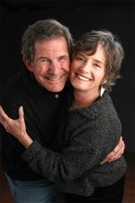 Gary Zukav and Linda Francis photo