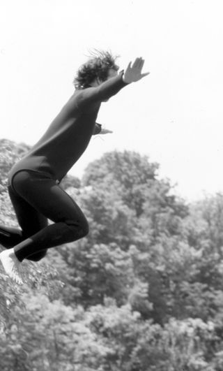 Mark Crooks - jumping from cliffs 3
