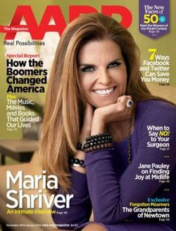 AARP Magazine Jan 2014