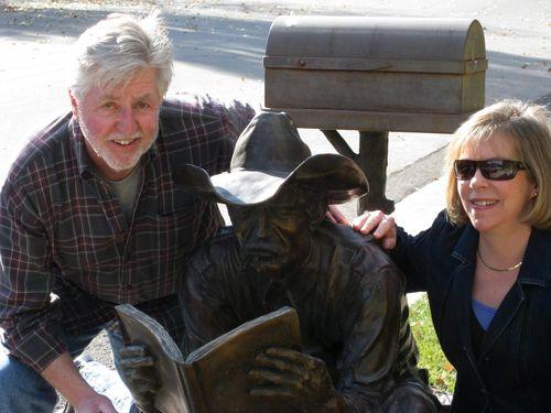 John Darin and Becky Green, Aspen blog 4