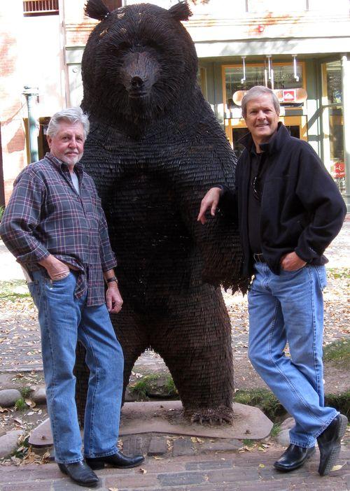 John Darin and Brent Green, blog 3