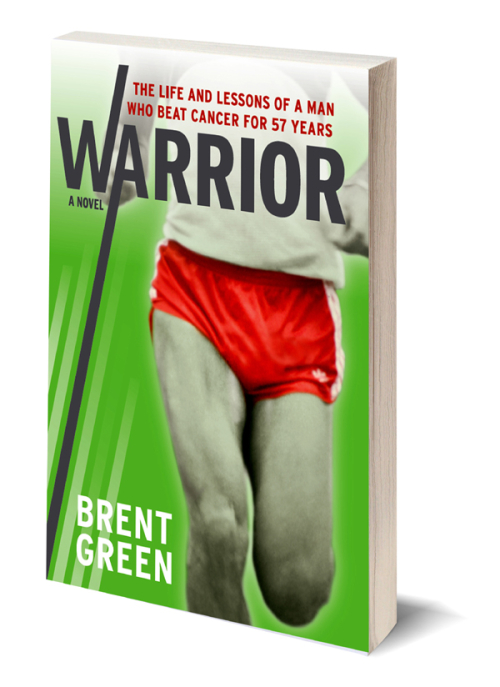 WARRIOR - 3D book cover 2 - low res