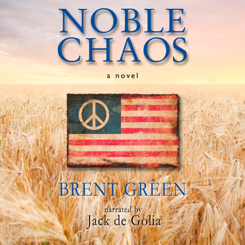 Noble Chaos - Audible cover 3