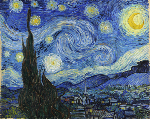 Vincent - Starry Night
